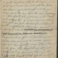 1918-07-12 Harvey Wertz to Mrs. L.A. Wertz Page 1