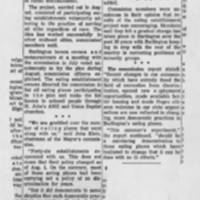 "1955-10-28 Burlington Hawkeye Gazette Article: ""Test Shows No Problems"""