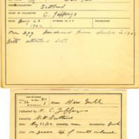 Thomas Wilmer Dewing, egg card # 046
