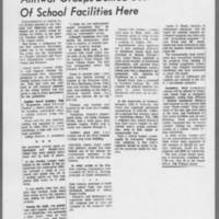 """1972-05-10 Iowa City Press-Citizen Article: """"""""Antiwar Groups Denied Use Of School Facilities Here"""""""""""