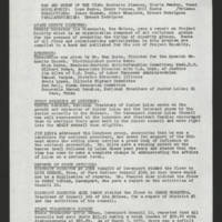 "1970-06-06 Newsletter: """"LULAC Glances"""" Page 2"