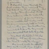 1943-01-19 Laura Davis to Lloyd Davis Page 3