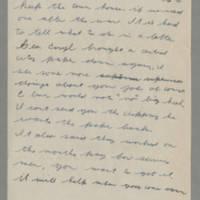 1942-09-20 Lloyd Davis to Laura Davis Page 2