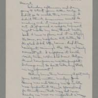 1942-12-26 Laura Davis to Lloyd Davis Page 1