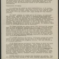 1947-10-25 Report on Burlington Atomic Energy Week Page 1