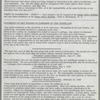 1969-05-15 Newsletter, Fort Madison Branch of the NAACP Page 3