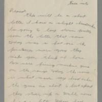 1942-08-25 Lloyd Davis to Laura Davis Page 1