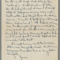 1941-12-01 Laura Davis to Lloyd Davis Page 3