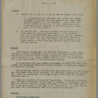 1964-08-11 Dean Ted McCarrel to Professor Richard Lloyd-Jones Page 2