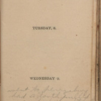 1864-03-07 -- 1864-03-09