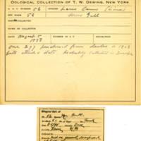 Thomas Wilmer Dewing, egg card # 047
