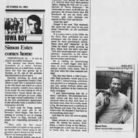 "1982-10-10 """"Simon Estes comes home"""" Page 1"