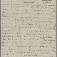 1919-05-31 Daphne Reynolds to Mary Goodenough Page 5