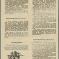 """""""""""El Laberinto"""""""" Volume X, No. 2 Page 2"""