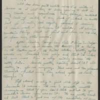 1945-02-25 Pfc. Robert J. Nichols to Dave Elder Page 1