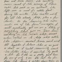 1945-02-17 Maurice Hutchison to Laura Frances Davis Page 2