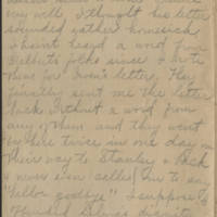 1918-12-22 Letter to Lib Page 4