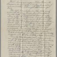 1945-09-16 Bill Barth to Dave Elder Page 1