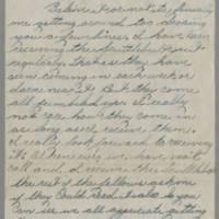 1945-03-06 Pfc. Eddie J. Prebyl, Jr. to Dave Elder Page 1