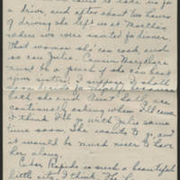 1918-09-02 Daphne Reynolds to Conger Reynolds Page 2