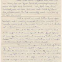 1945-03-11 John W. Graham to Mr. & Mrs. William J. Graham Page 1