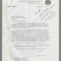 1970-12-17 Willard L. Boyd to Prof. Thomas Charlton