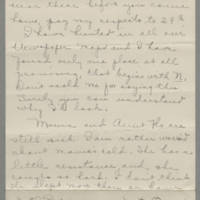 1918-07-13 Daphne Reynolds to Conger Reynolds Page 3