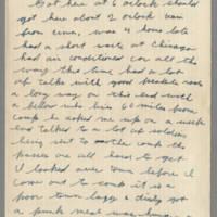 1942-08-09 Lloyd Davis to Laura Davis Page 1