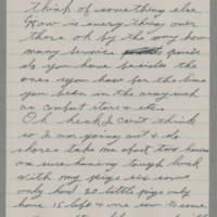 1945-05-21 George Davis to Lloyd Davis Page 3