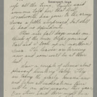 1942-10-04 Ray to Lloyd Davis Page 2