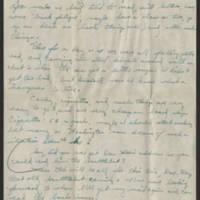 1945-02-25 Pfc. Robert J. Nichols to Dave Elder Page 2