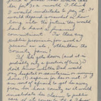1945-03-06 Susie Hutchison to Laura Frances Davis Page 3