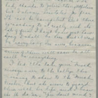 1918-12-04 Daphne Reynolds to Conger Reynolds Page 1