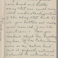 1918-08-26 Daphne Reynolds to Conger Reynolds Page 4