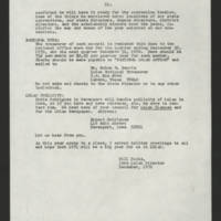 """1970-06-06 Newsletter: """"""""LULAC Glances"""""""" Page 11"""