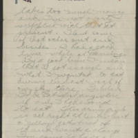 1918-09-04 Thomas Messenger Mrs. N.H. Messenger Page 5