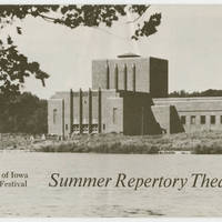 """""""Summer Repertory Theatre"""" Page 1"""