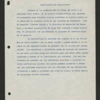 """""""""""Nueva Direccion Organizadora"""""""" by Ernest Rodriguez"""