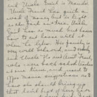 1918-08-07 Daphne Reynolds to Conger Reynolds Page 7