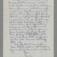 1942-11-02 Laura Davis to Lloyd Davis Page 5