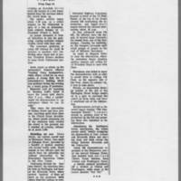 "1972-05-10 Iowa City Press-Citizen Article: """"Highway Patrolmen To Remain on Duty in Iowa City"""" Page 5"