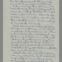 1942-09-13 Laura Davis to Lloyd Davis Page 2