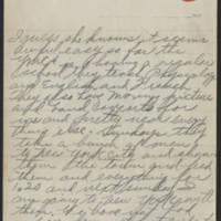 1917-09-17 Harvey Wertz to Miss Eloise Wertz Page 3