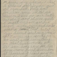 1918-10-23 Wright Jolley to Mrs. S.R. Jolley Page 2