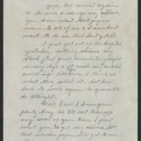 1945-02-27 Pvt. Ronald P. Sowash to Dave Elder