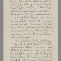 1942-11-24 Laura Davis to Lloyd Davis Page 2