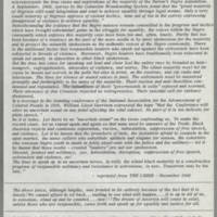 1970-05-14 Newsletter, Fort Madison Branch of the NAACP Page 2