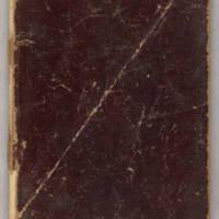 McQueen family cookbook item 4, Scotland, 1870s