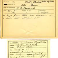 Thomas Wilmer Dewing, egg card # 370