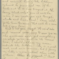 1918-02-20 Daphne Reynolds to Conger Reynolds Page 8